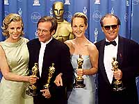 Small picture of Robin Williams, Kim Basinger, Jack Nicholson, and Helen