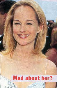 At the 1997 Emmy's; From a magazine